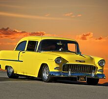 1955 Chevy 'Post' Coupe by DaveKoontz
