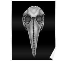 Plague Doctor's Mask Poster