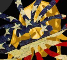 LAMBORGHINI AMERICAN SPIDER   Sticker
