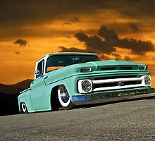 1960 Chevrolet Pickup 'Lay'n lo' by DaveKoontz
