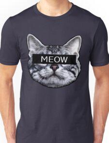 Censor Cat Unisex T-Shirt