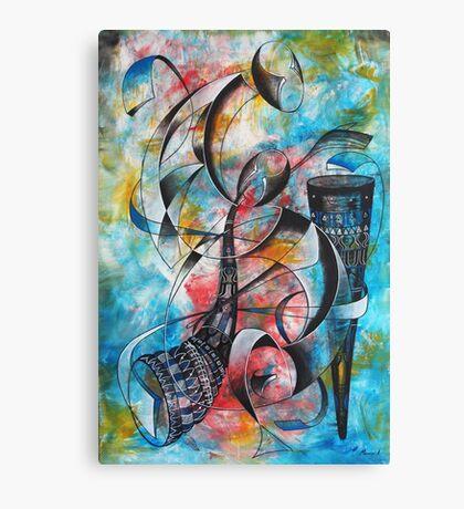 Sound of Instruments Canvas Print