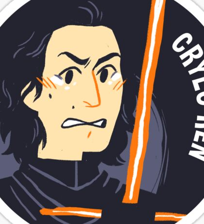 Crylo Sticker