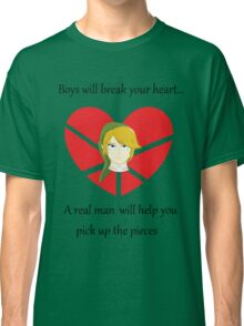 Pick Up the Pieces Classic T-Shirt