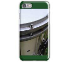 Snare Drum II iPhone Case/Skin