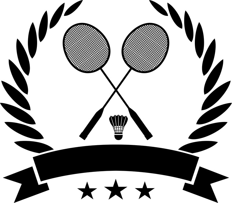 Badminton logo pictures