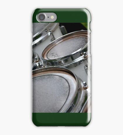 Tenor Drum iPhone Case/Skin