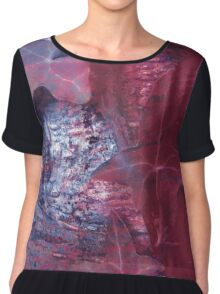 Lucid Nature Collection 5/10 Chiffon Top