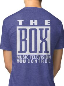 The Box Music Television You Control Tri-blend T-Shirt