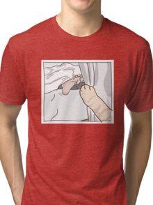 Paw - Oh so innocent Tri-blend T-Shirt