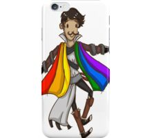 Mustachioed Magister Master Dorian iPhone Case/Skin