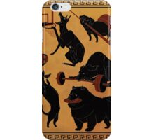 Dogs and Olympics iPhone Case/Skin