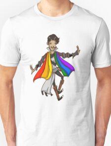 Mustachioed Magister Master Dorian T-Shirt