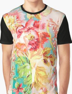 hide and seek floral Graphic T-Shirt