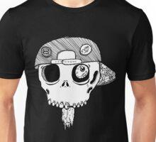 Rad Skeleton Dude Unisex T-Shirt