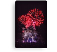 Neon Trees – 4th of July Canvas Print