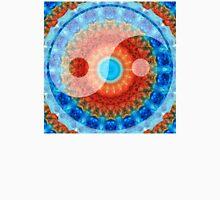 Ideal Balance Yin and Yang by Sharon Cummings Unisex T-Shirt