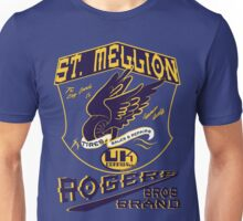 st mellion tires by rogers bros Unisex T-Shirt