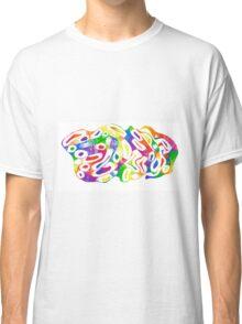 The Webbed Rainbow Classic T-Shirt