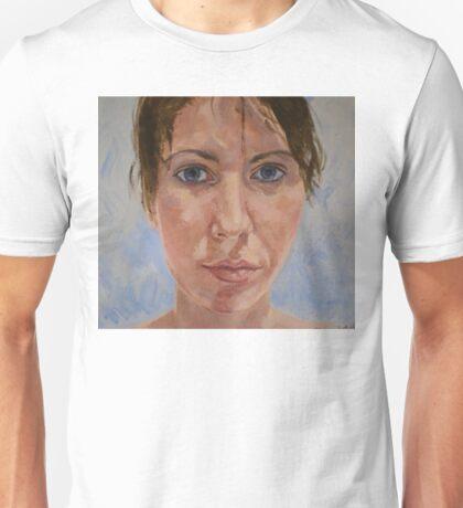 Portrait of Madeleine Unisex T-Shirt