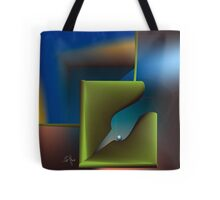 Particle Tote Bag