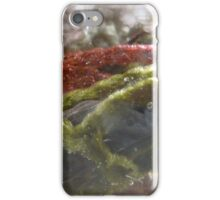 Interesting crochet preserve. iPhone Case/Skin