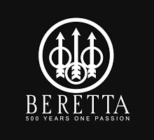 Beretta Firearms Logo 2nd amendment Military Weapon  Unisex T-Shirt