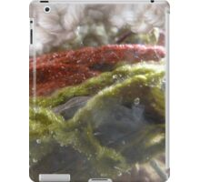 Interesting crochet preserve. iPad Case/Skin