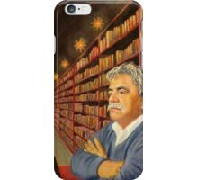 Portrait of Rafael and Zoraida iPhone Case/Skin