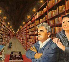 Portrait of Rafael and Zoraida by danielgomez