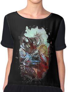 Fullmetal Alchemist Chiffon Top