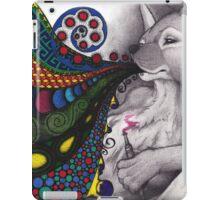 Smoky Tentacles iPad Case/Skin
