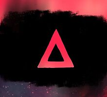 Galaxy triangle by freezammer