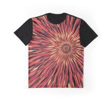 Sunburst Graphic T-Shirt