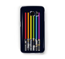 Lightsaber Rainbow Samsung Galaxy Case/Skin
