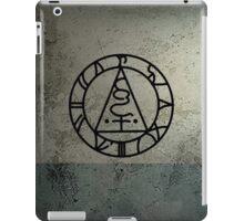 The Seal of Metatron (Black) iPad Case/Skin