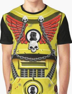 Imperial Fists Armour Graphic T-Shirt