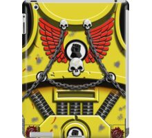 Imperial Fists Armour iPad Case/Skin