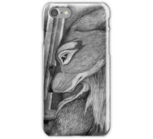 Steel Riddle iPhone Case/Skin