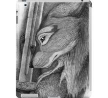 Steel Riddle iPad Case/Skin