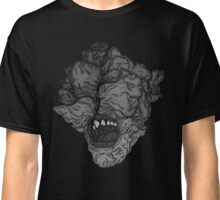 The Last of Us - Clicker Greyscale Classic T-Shirt