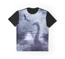Ice Dragons Graphic T-Shirt