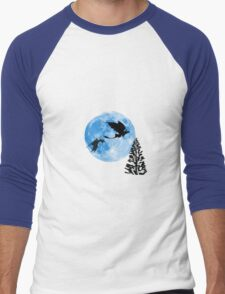 N.F. - The Night Fury Men's Baseball ¾ T-Shirt