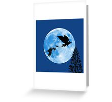 N.F. - The Night Fury Greeting Card