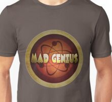 Logo - Mad Genius Unisex T-Shirt