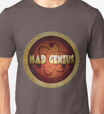 Logo - Mad Genius Unisex T-Shirt
