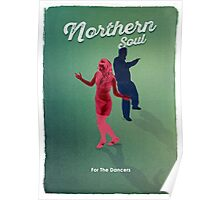 Northern Soul - for the dancers block Poster