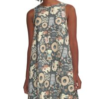 Animal Kingdom  A-Line Dress