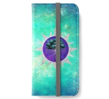 Two Bright Orbs iPhone Wallet/Case/Skin