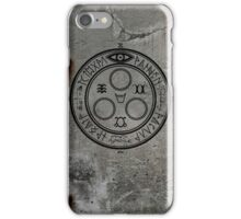 The Halo of The Sun (Black) iPhone Case/Skin